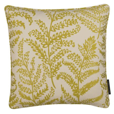 Green Fern cushion