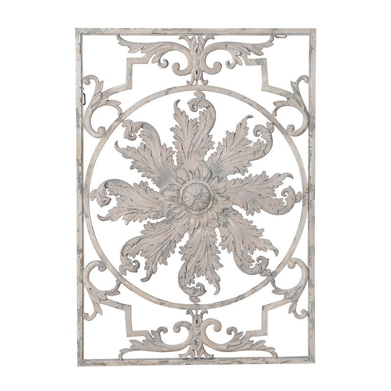 Metal Decorative scroll screen