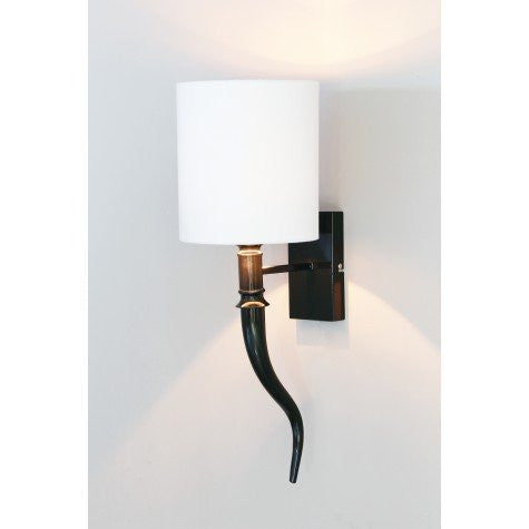 Horn wall light