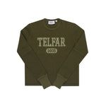 Thumbhole Thermal - Olive Drab
