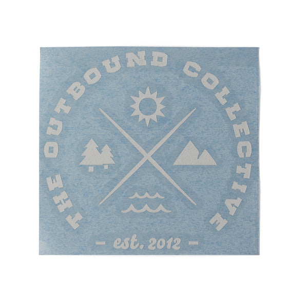 The Outbound Transfer Sticker