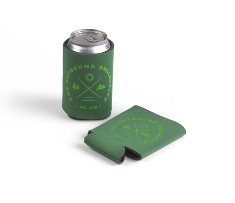 The Outbound Koozie (Green)