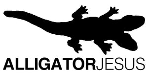 ALLIGATOR JESUS