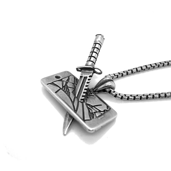 Kill Your God Logo Charm