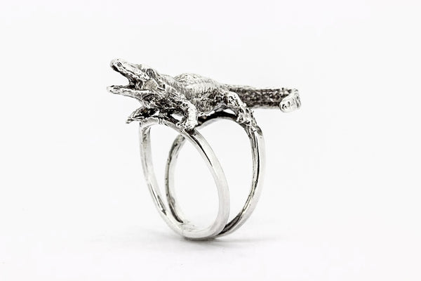 Alligator Ring