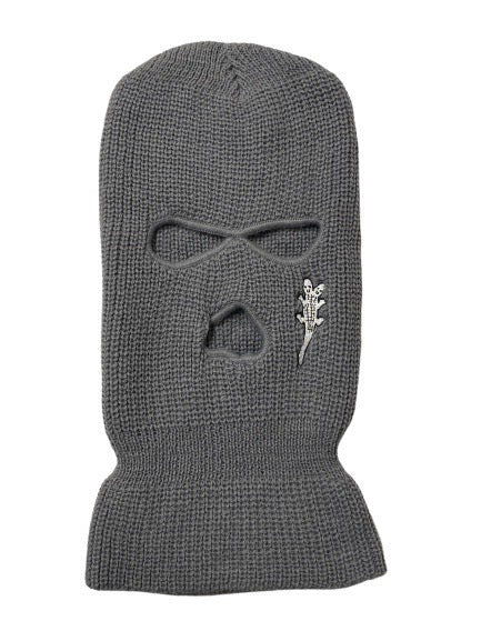 Alligator Jesus Ski Mask
