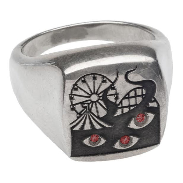 Morton's List Ring: DCG