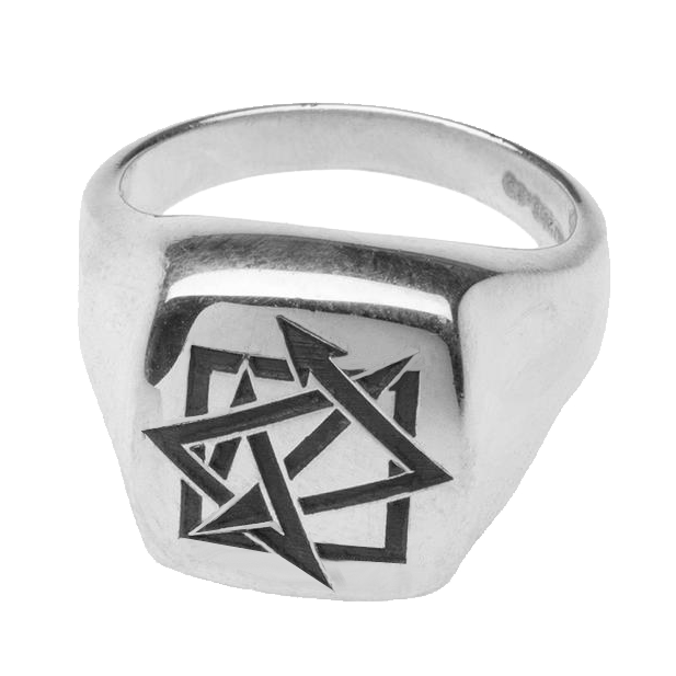 Morton's List Ring: Chaos