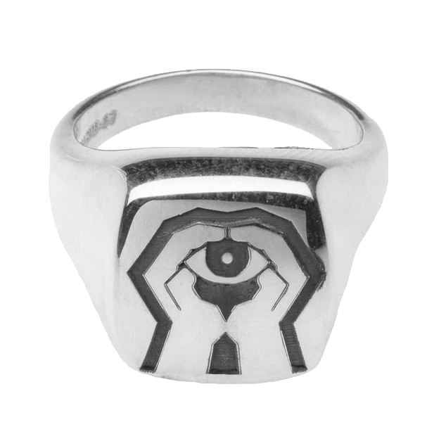 Morton's List Ring: Vision Quest