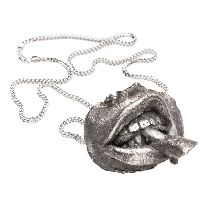 Open Mouth Pendant