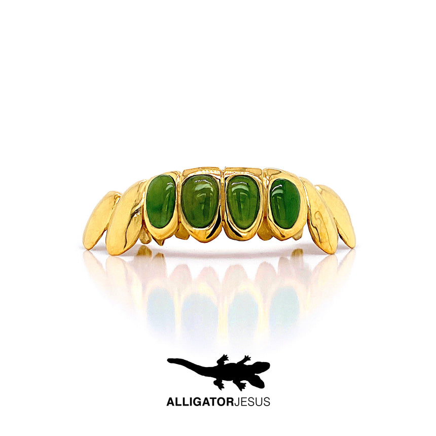 Jade Grillz Gold