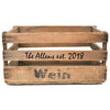 Personalized Vintage Wine Crate, Limited Edition - A Southern Bucket