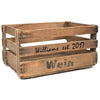 Personalized Vintage Wine Crate, Limited Edition for wines