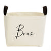 Closet Organizer Canvas Storage Basket-