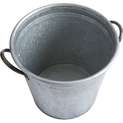 Lobster Galvanized Storage Bucket - A Southern Bucket - 4