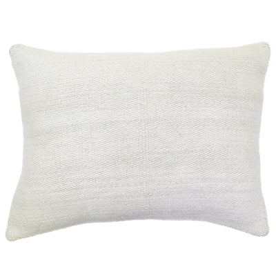 Vintage Wool Kilim Pillow, Gray