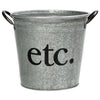 Etc. Galvanized