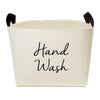 Hand Wash Canvas Laundry