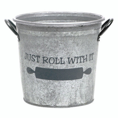 just roll with it grey