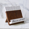Personalized Reclaimed Wooden Holder