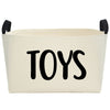 Toys Canvas Storage Bin, X-Large