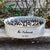 French Vintage Oval Beverage Tub-Personalized