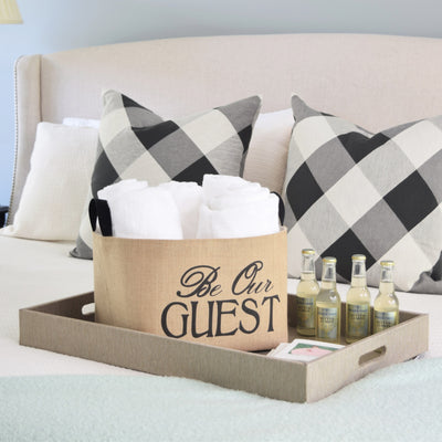 Be Our Guest Basket