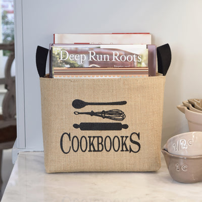 Cookbooks  Basket
