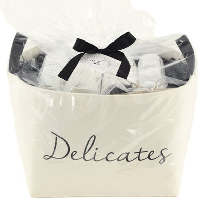 Delicates Luxury Laundry Gift Basket