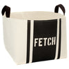 Fetch Striped Dog Storage Bin - A Southern Bucket - 2
