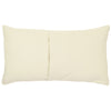 Farmhouse Vintage Grain Sack Pillow back
