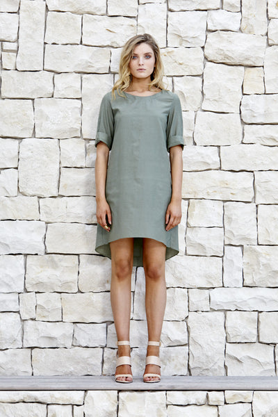 The Uluwatu dress