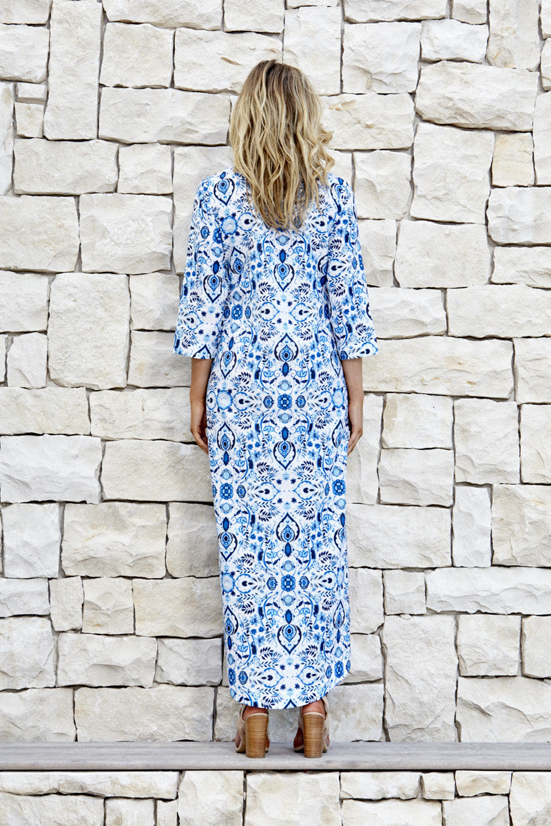 The Byron kaftan