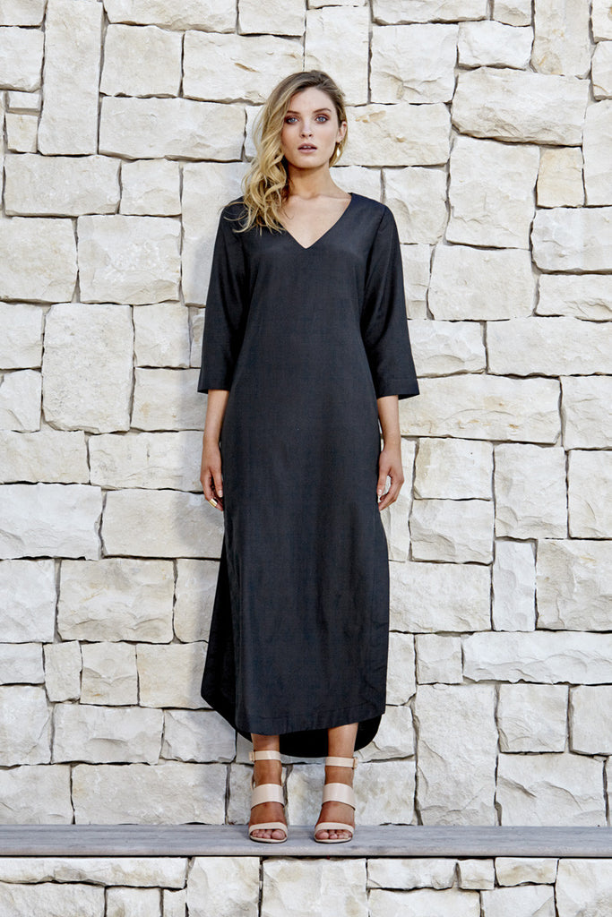 The Elba kaftan