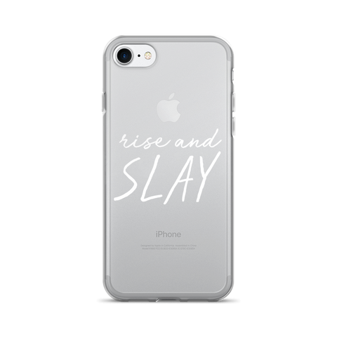 Rise and Slay iPhone 6 Plus/6s Plus, 6/6s, 7 Plus/8 Plus, 7/8, X Case