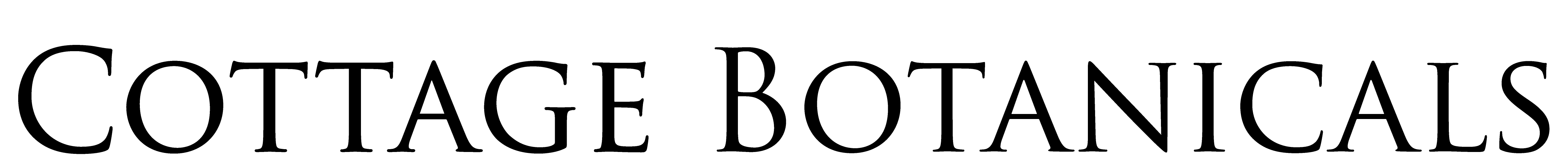Cottage Botanicals