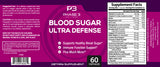 Blood Sugar Ultra Defense 2 Bottle Special