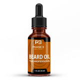 Beard Oil For Men (Professional) 2 Bottle Bundle