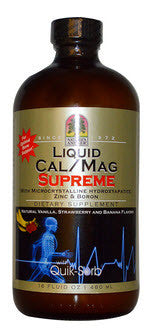 Nature's Answer, Liquid Cal/Mag Supreme,  16 fl oz