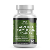 Garcinia Cambogia Complex--The Real Deal  (Bundle 3 Pack Special)