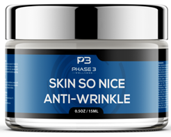 Anti-Wrinkle Skin So Nice (3 Pack Bundle Special Offer For Limited Time)