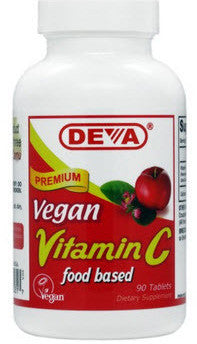 Deva Food-Based Vitamin C
