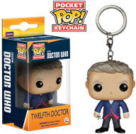 POP Keychain: BBC - Doctor Who - 12th