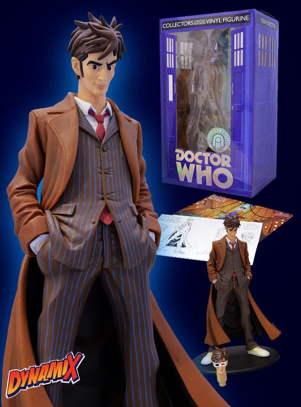 Doctor Who 10th Collectors Edition Vinyl Limited to 3000