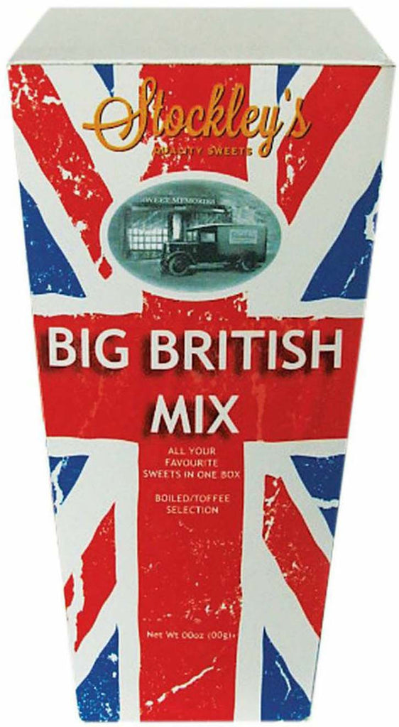 Big British Mix