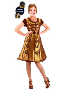 Dalek-table Dress