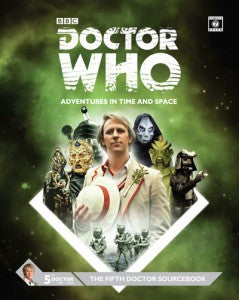 Doctor Who RPG: The Fifth Doctor Sourcebook