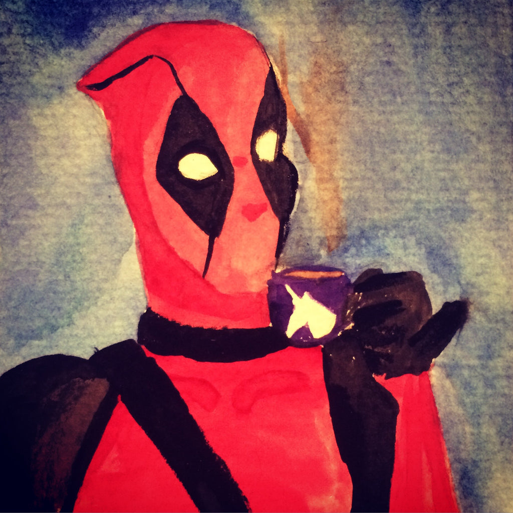 Deadpoolong Tea