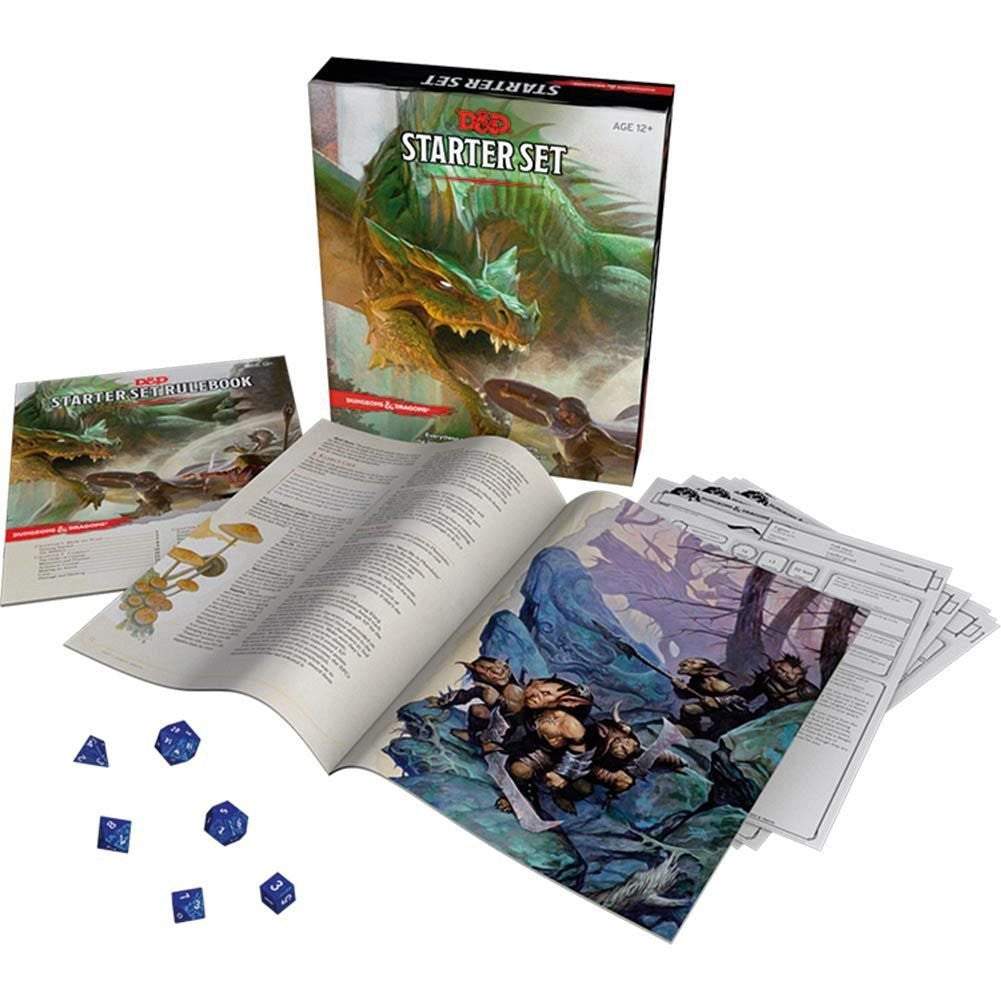 Dungeons and Dragons Starter Set