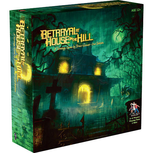 Betrayal at the House on Haunted Hill